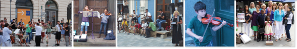 2010 buskers